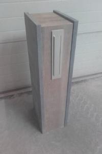 model E - houtlook