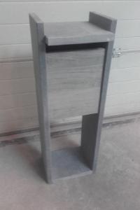 promo 8 - houtlook Grey